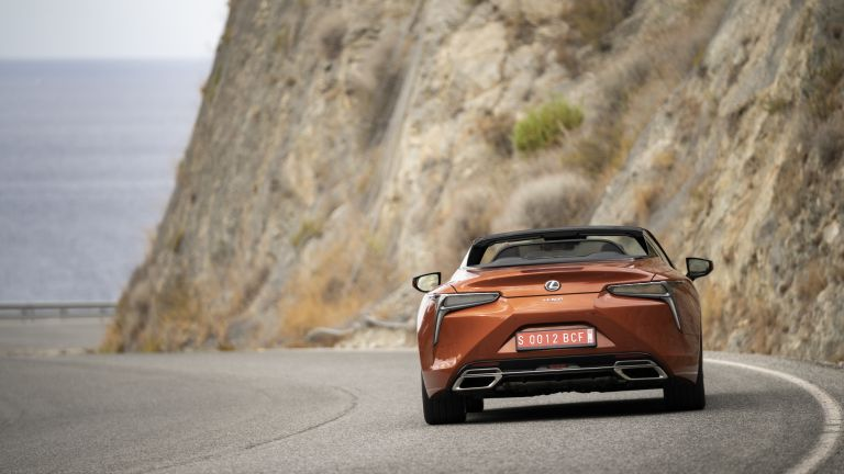 2021 Lexus LC 500 convertible 600891