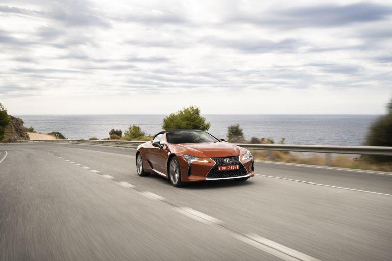 2021 Lexus LC 500 convertible 600894