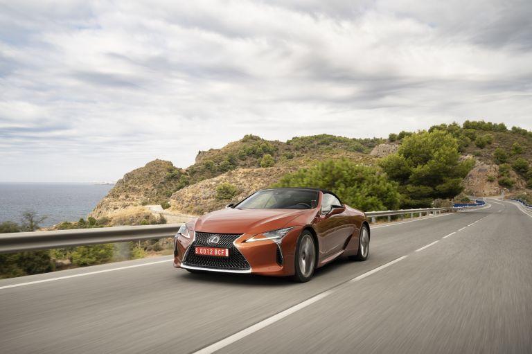 2021 Lexus LC 500 convertible 600895