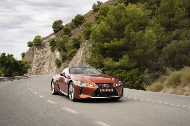 2021 Lexus LC 500 convertible 600899