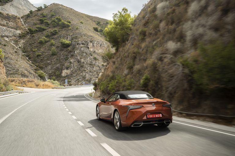 2021 Lexus LC 500 convertible 600905