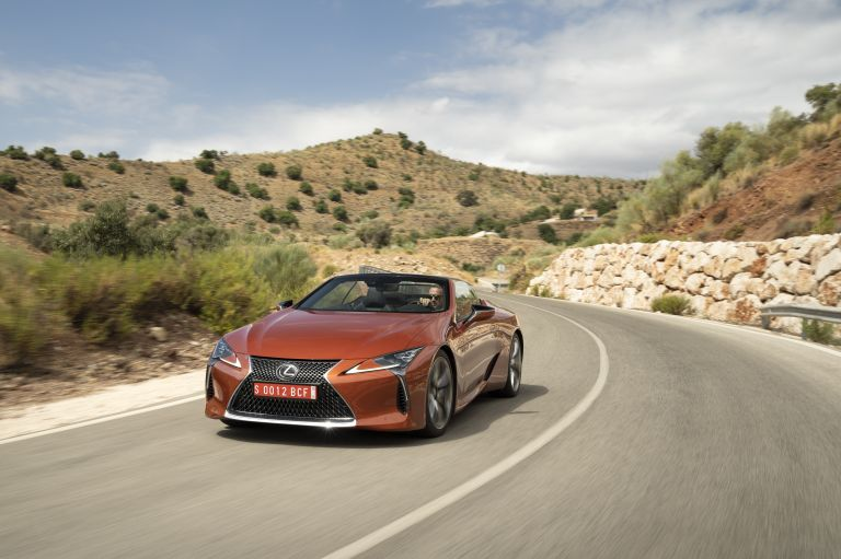 2021 Lexus LC 500 convertible 600906