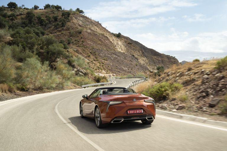 2021 Lexus LC 500 convertible 600912