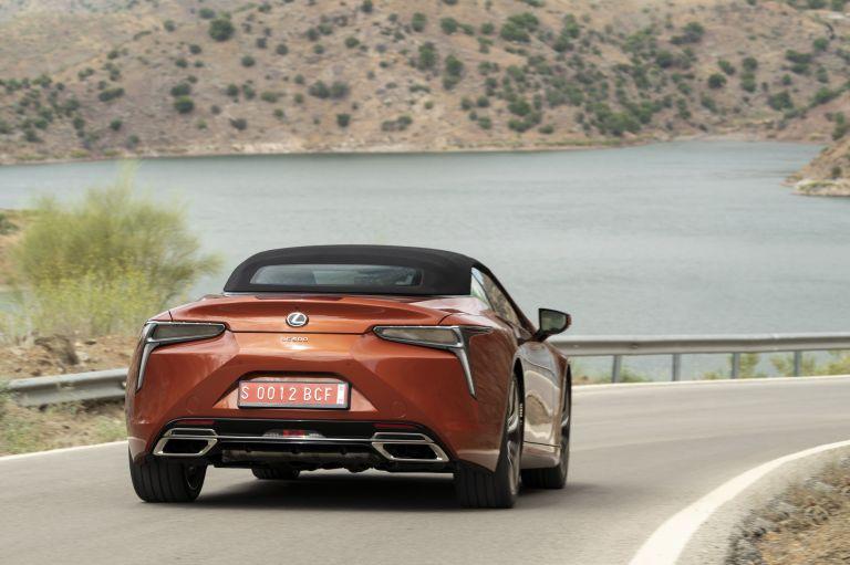 2021 Lexus LC 500 convertible 600914