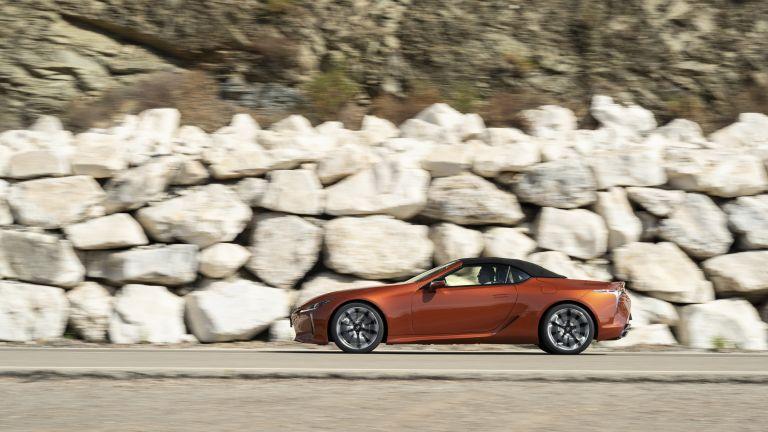 2021 Lexus LC 500 convertible 600921