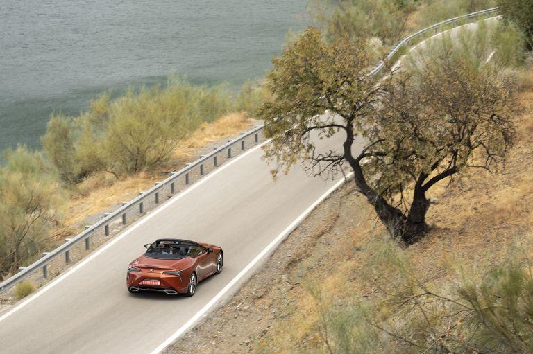 2021 Lexus LC 500 convertible 600923