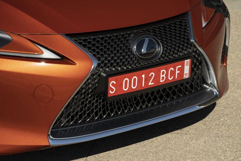 2021 Lexus LC 500 convertible 600924