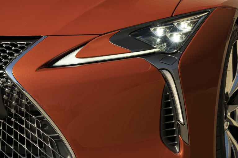 2021 Lexus LC 500 convertible 600928