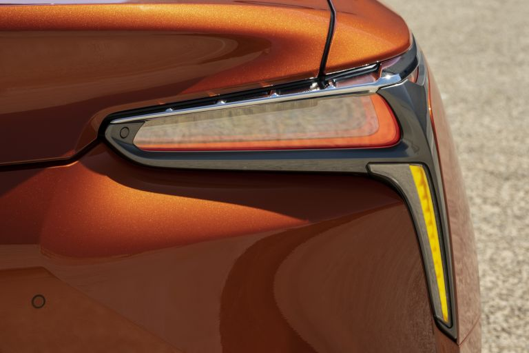 2021 Lexus LC 500 convertible 600932