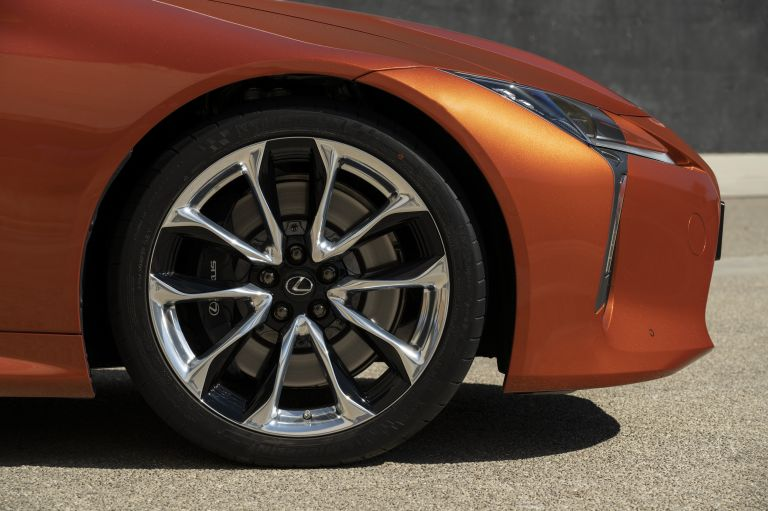2021 Lexus LC 500 convertible 600942