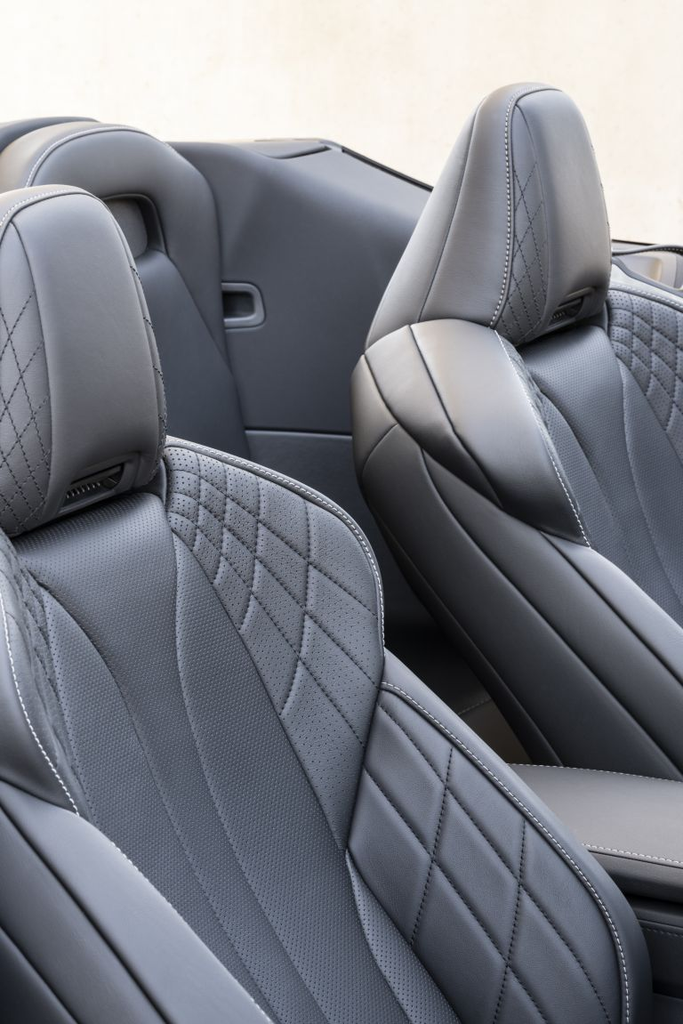 2021 Lexus LC 500 convertible 600948