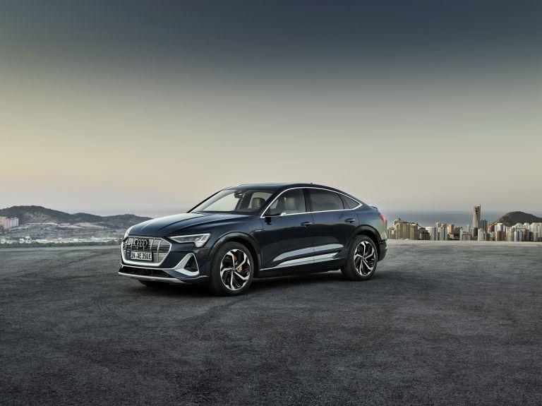 2020 Audi E Tron Sportback Free High Resolution Car Images