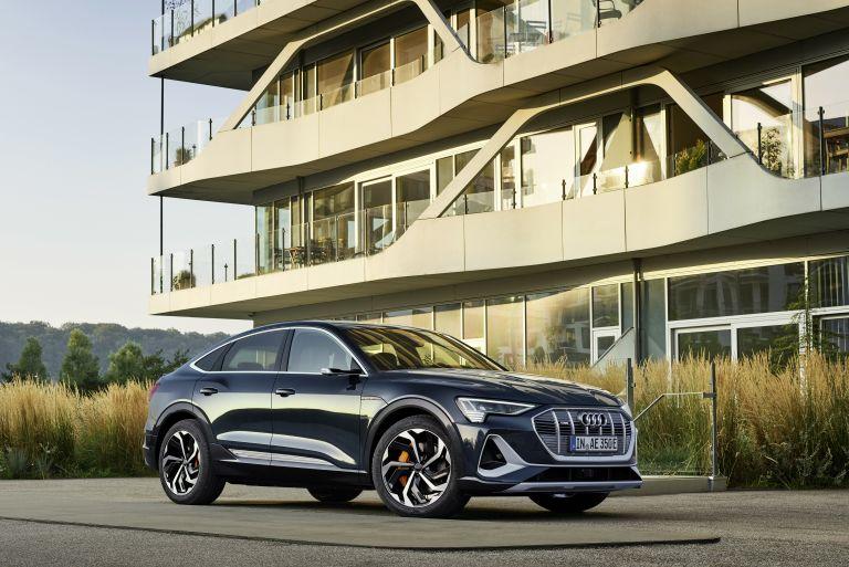 2020 Audi e-Tron Sportback 584769