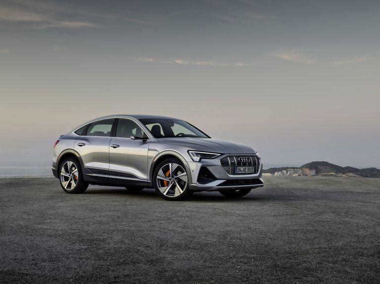 2020 Audi e-Tron Sportback 584779