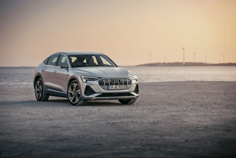 2020 Audi e-Tron Sportback 584782