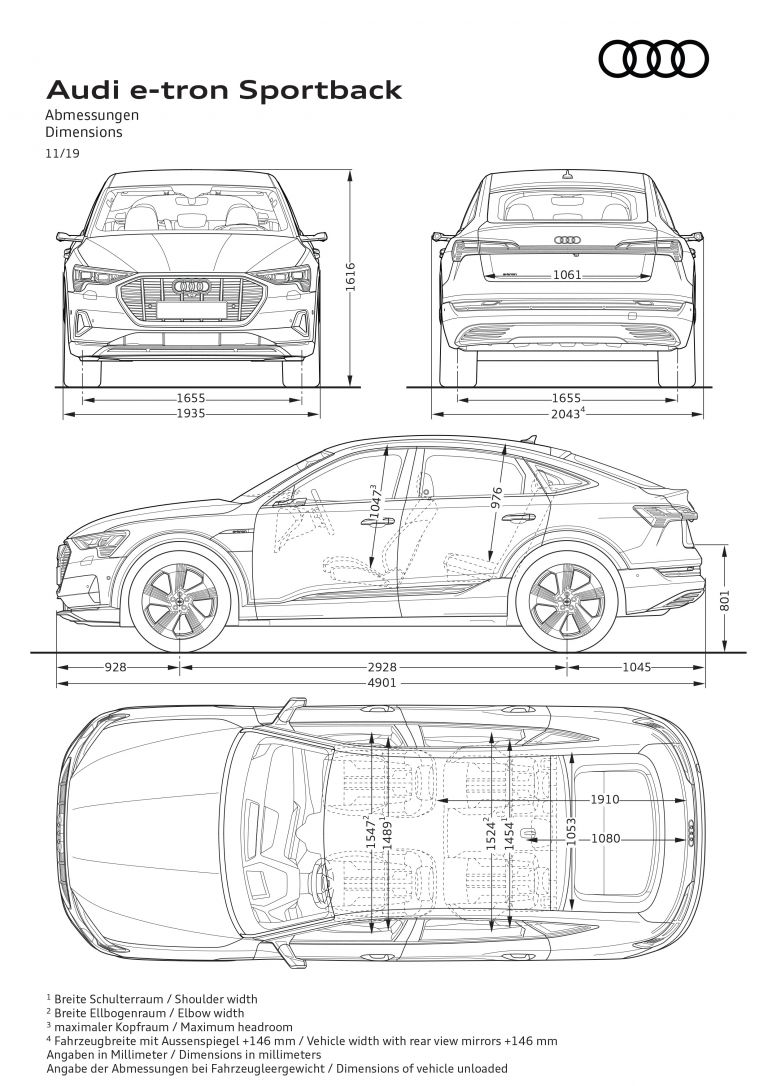 2020 Audi e-Tron Sportback 584874