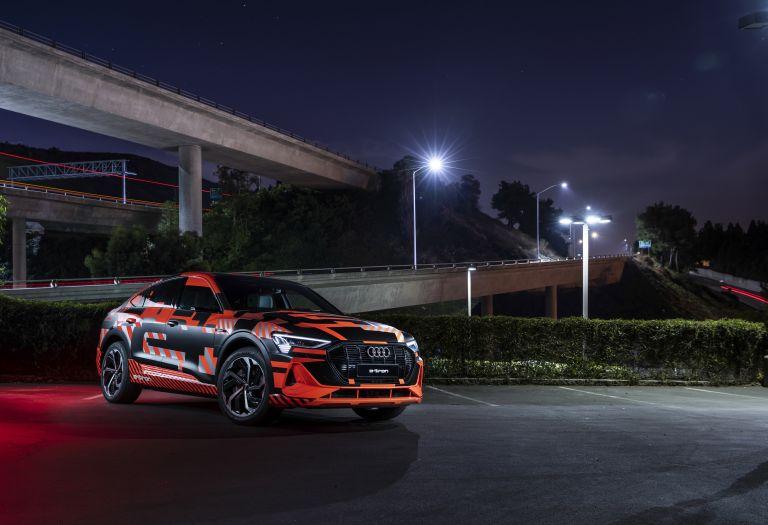 2020 Audi e-Tron Sportback 584912