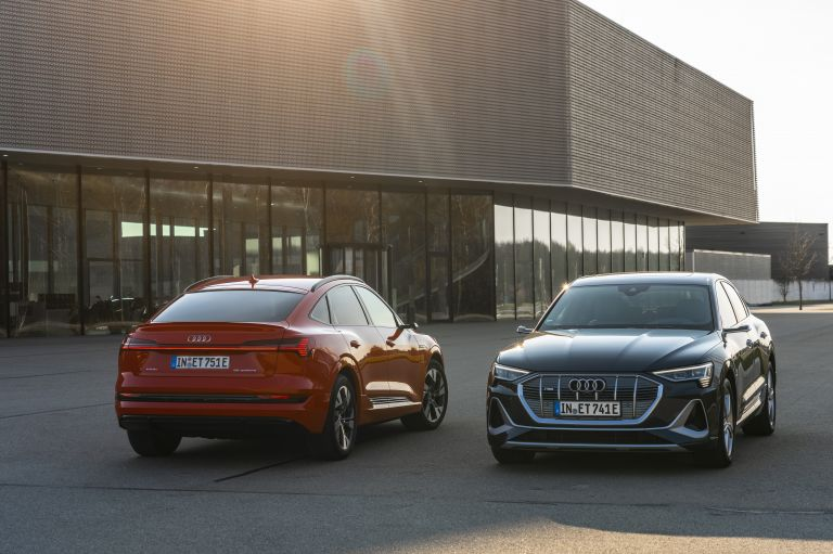 2020 Audi e-Tron Sportback 584982