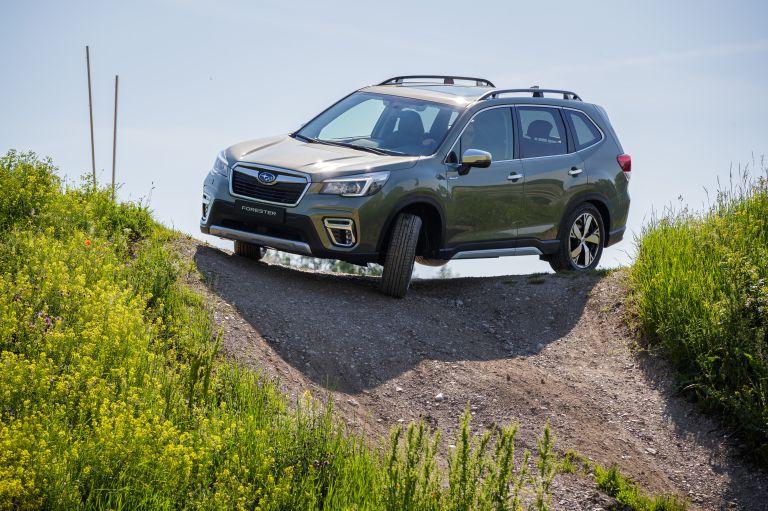 2020 Subaru Forester E Boxer Free High Resolution Car Images