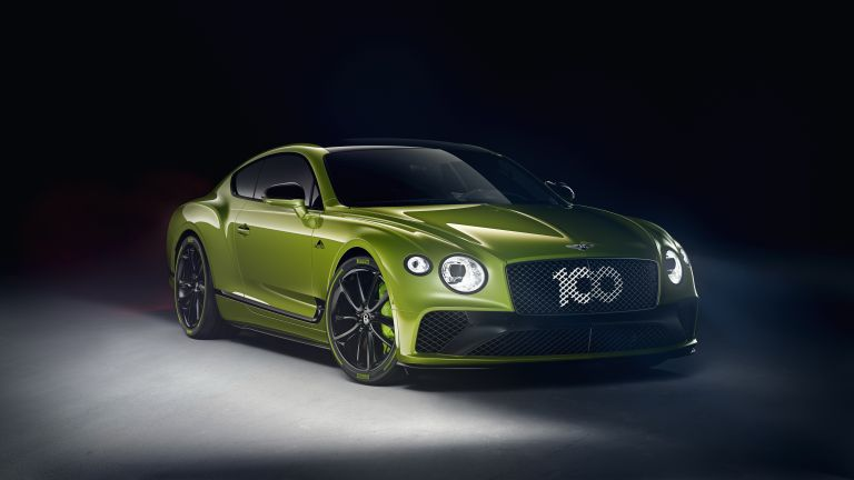 2020 Bentley Continental GT Pikes Peak Limited edition 571023