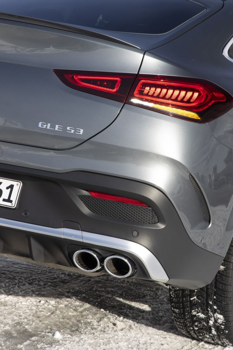 2020 Mercedes-AMG GLE 53 4Matic+ coupé 571117
