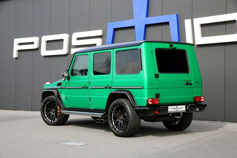 2019 Posaidon G 63 RS 850 ( based on Mercedes-AMG G 63 W463 ) 571163