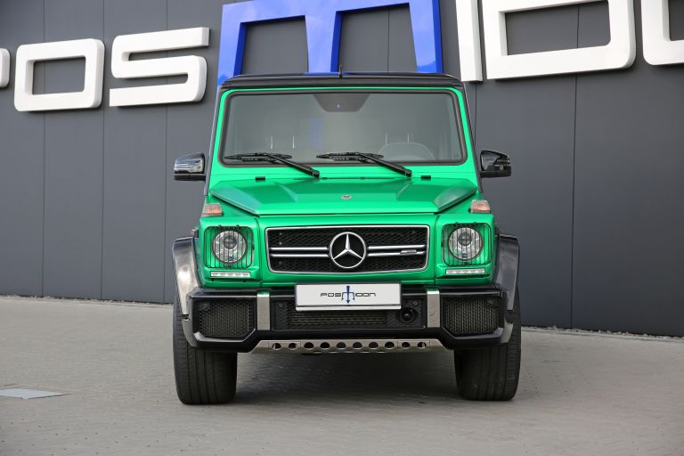 2019 Posaidon G 63 RS 850 ( based on Mercedes-AMG G 63 W463 ) 571164