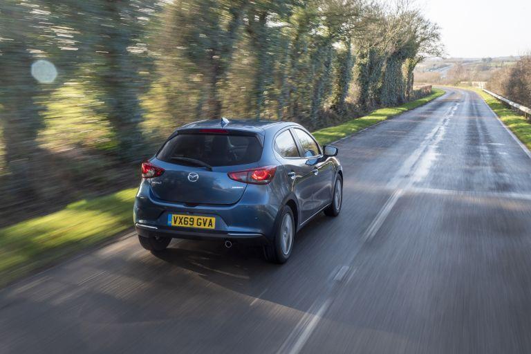 2020 Mazda 2 - UK version 573247