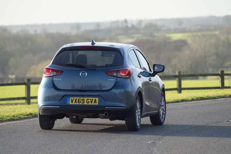 2020 Mazda 2 - UK version 573249