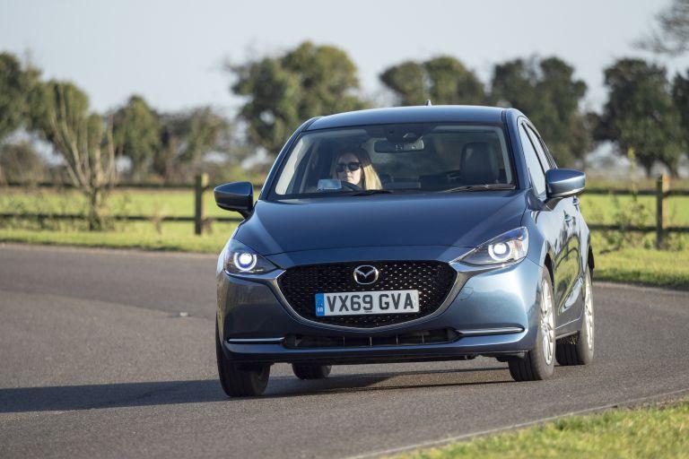 2020 Mazda 2 - UK version 573251
