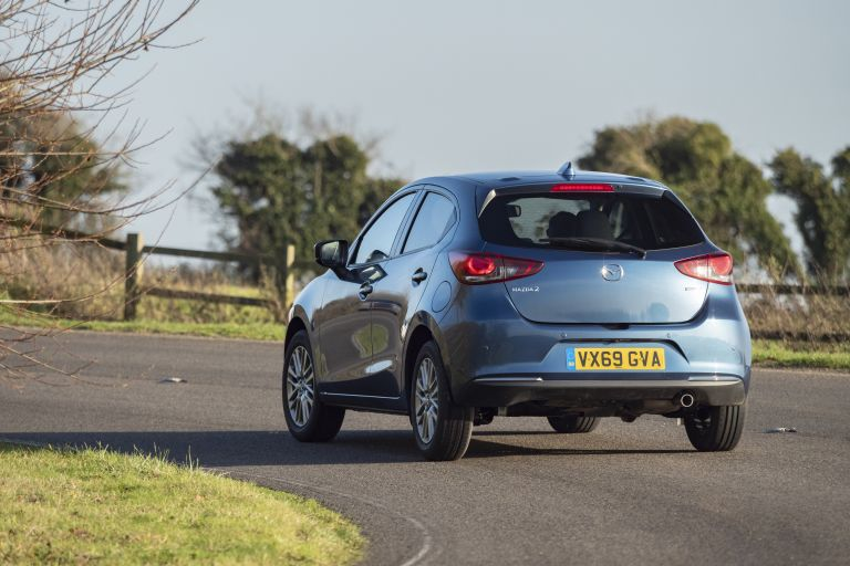 2020 Mazda 2 - UK version 573254