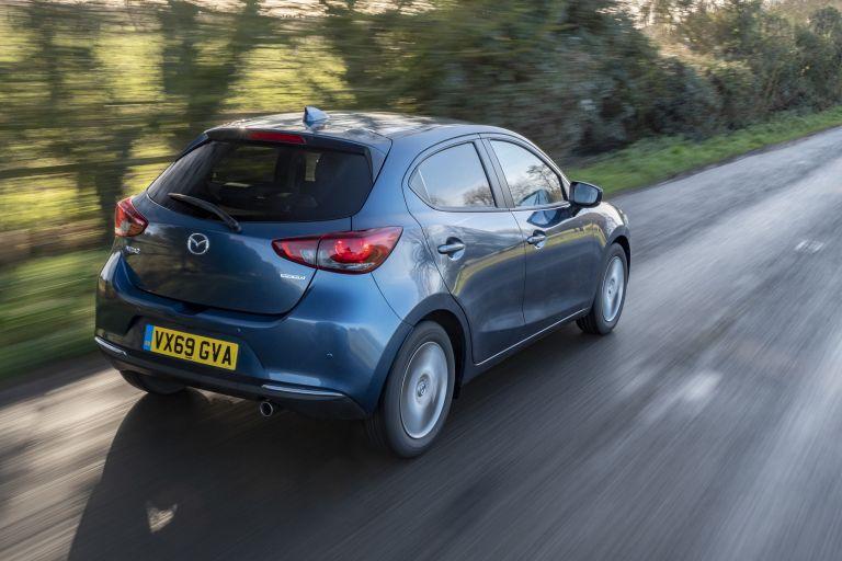 2020 Mazda 2 - UK version 573257