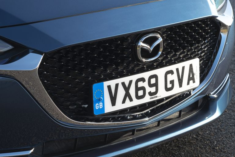 2020 Mazda 2 - UK version 573262