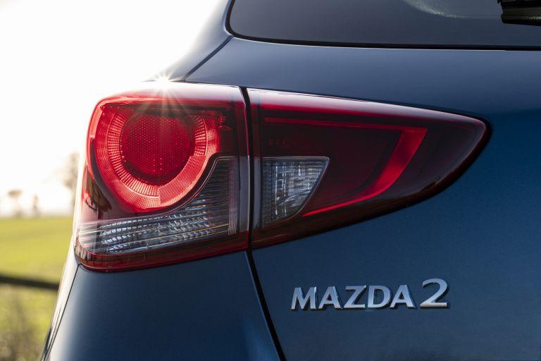 2020 Mazda 2 - UK version 573265