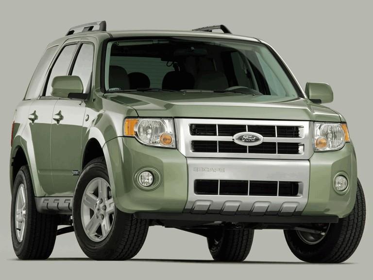 2008 Ford Escape Hybrid 228709