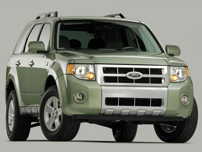 2008 Ford Escape Hybrid 228710