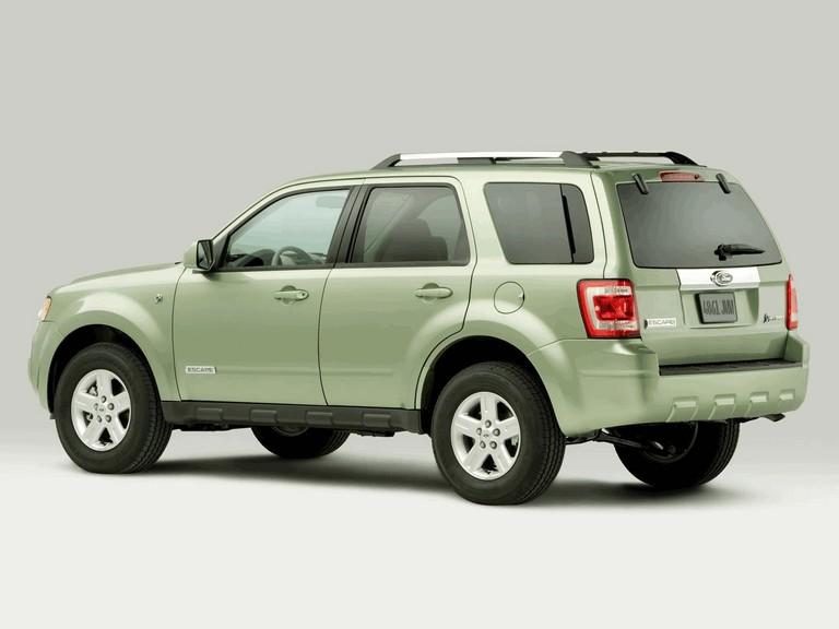 2008 Ford Escape Hybrid 228713