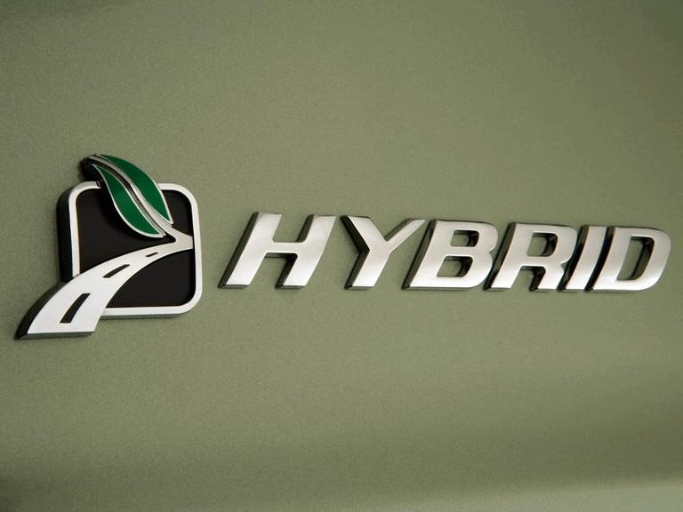 2008 Ford Escape Hybrid 228715