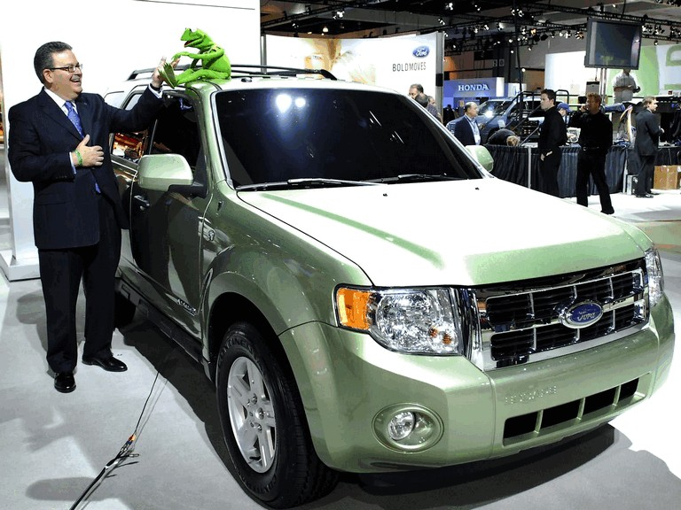 2008 Ford Escape Hybrid 228716