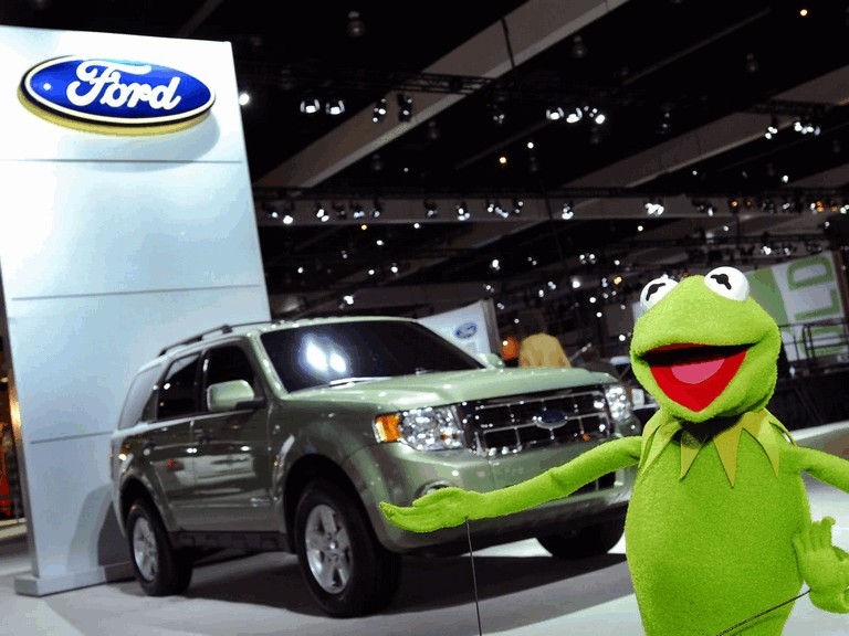 2008 Ford Escape Hybrid 228718