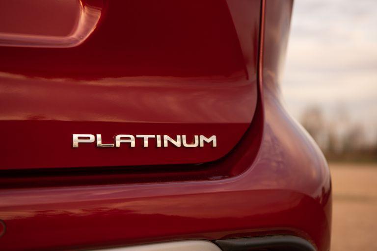2020 Toyota Highlander Platinum Hybrid AWD 573183