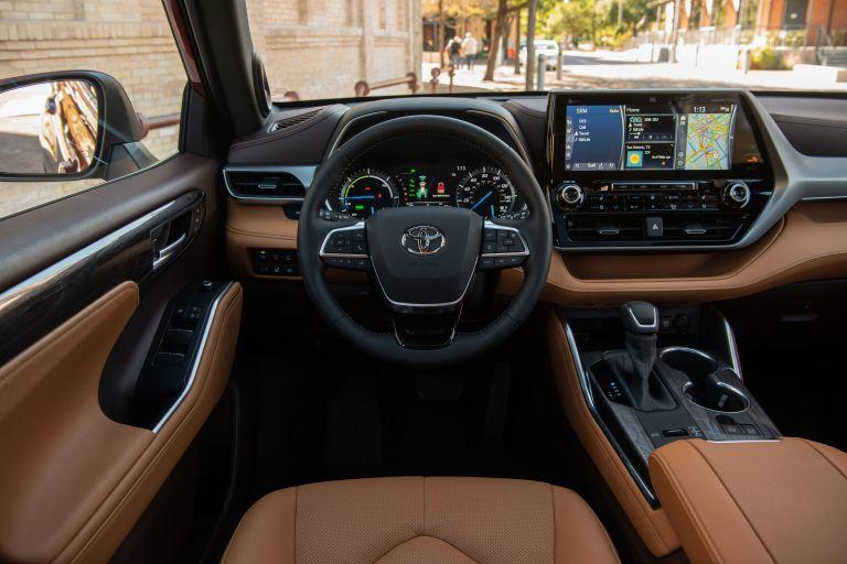 2020 Toyota Highlander Platinum Hybrid AWD 573187