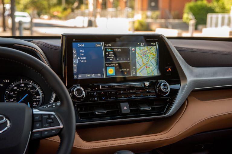 2020 Toyota Highlander Platinum Hybrid AWD 573190