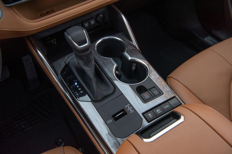 2020 Toyota Highlander Platinum Hybrid AWD 573197