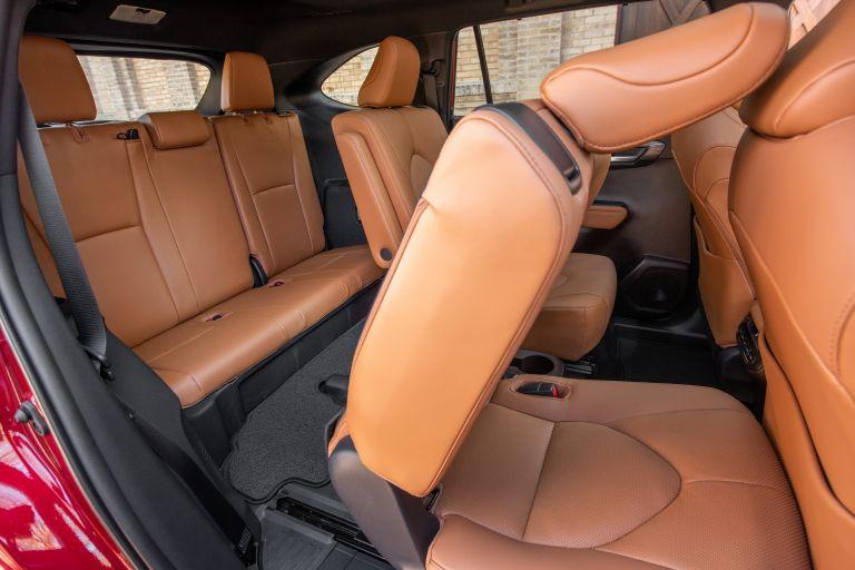 2020 Toyota Highlander Platinum Hybrid AWD 573203