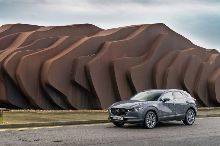 2020 Mazda CX-30 - UK version 573288