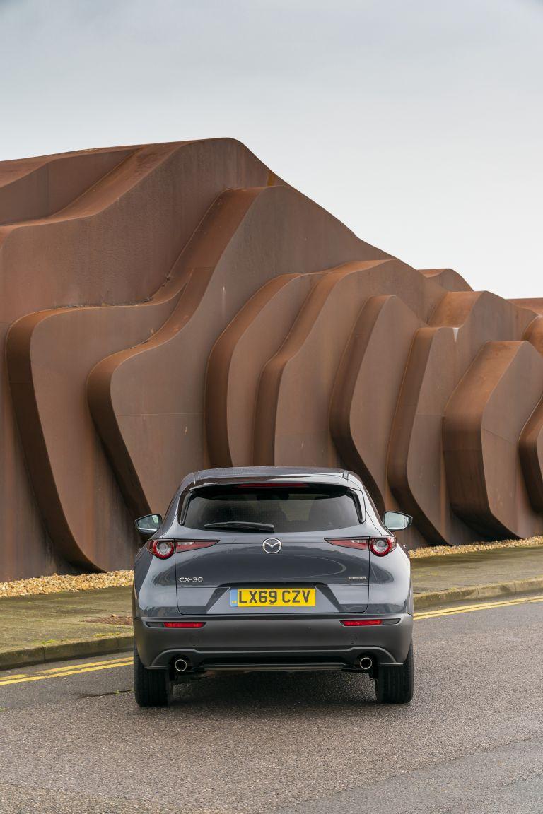 2020 Mazda CX-30 - UK version 573293