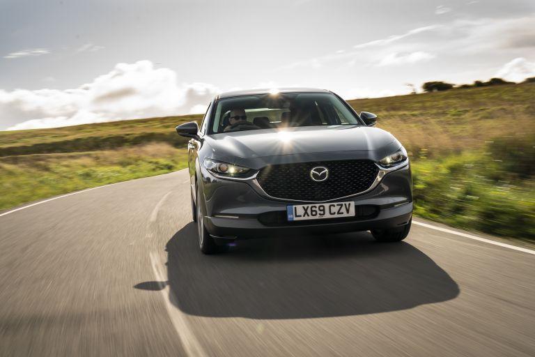 2020 Mazda CX-30 - UK version 573312