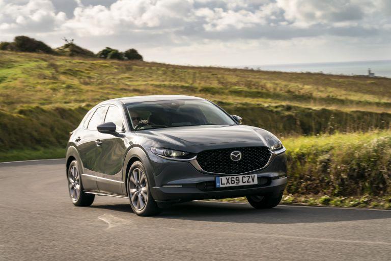 2020 Mazda CX-30 - UK version 573339