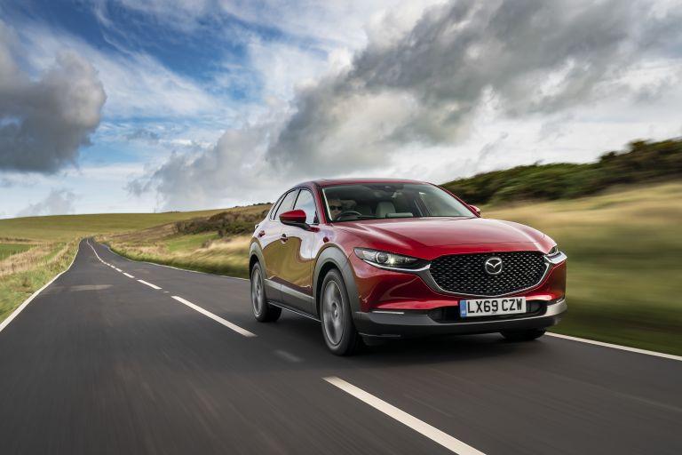 2020 Mazda CX-30 - UK version 573402